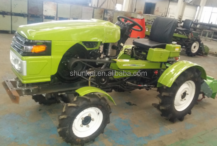 High Quality China 15hp Agricultural Tractors Hot Sale in Kenya