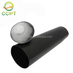 Optional thermoplastic PE material heavy medium wall heat shrink tube with adhesive