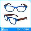 wholesale colorful stripe italy designed reading glasses