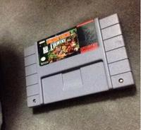 DONKEY KONG COUNTRY SNES games for Super Nintendo Game Cartridge
