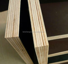 SY Liansheng produce plywood for 17 years on outdoor application that tongue and groove plywood for America market sale