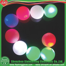 Polo Shirt Led Auto Lamp LED Golf Ball