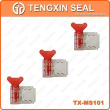 new product tamper proof high security truck meter seal plastic seal