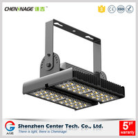 Efficient Cooling wall pack led tunnel light