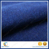 Cheap 14OZ bull twill denim brand name material fabric price to Morocco