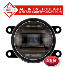 High quality new design 18w LED Lamp drl led fog light for Suzuki Swift 2009-2013