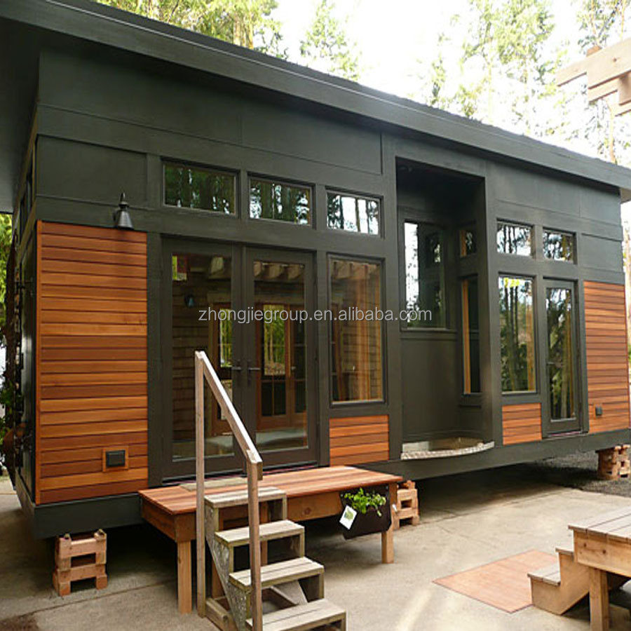 40ft Module Light Steel Structure Prefabricated Container Living House