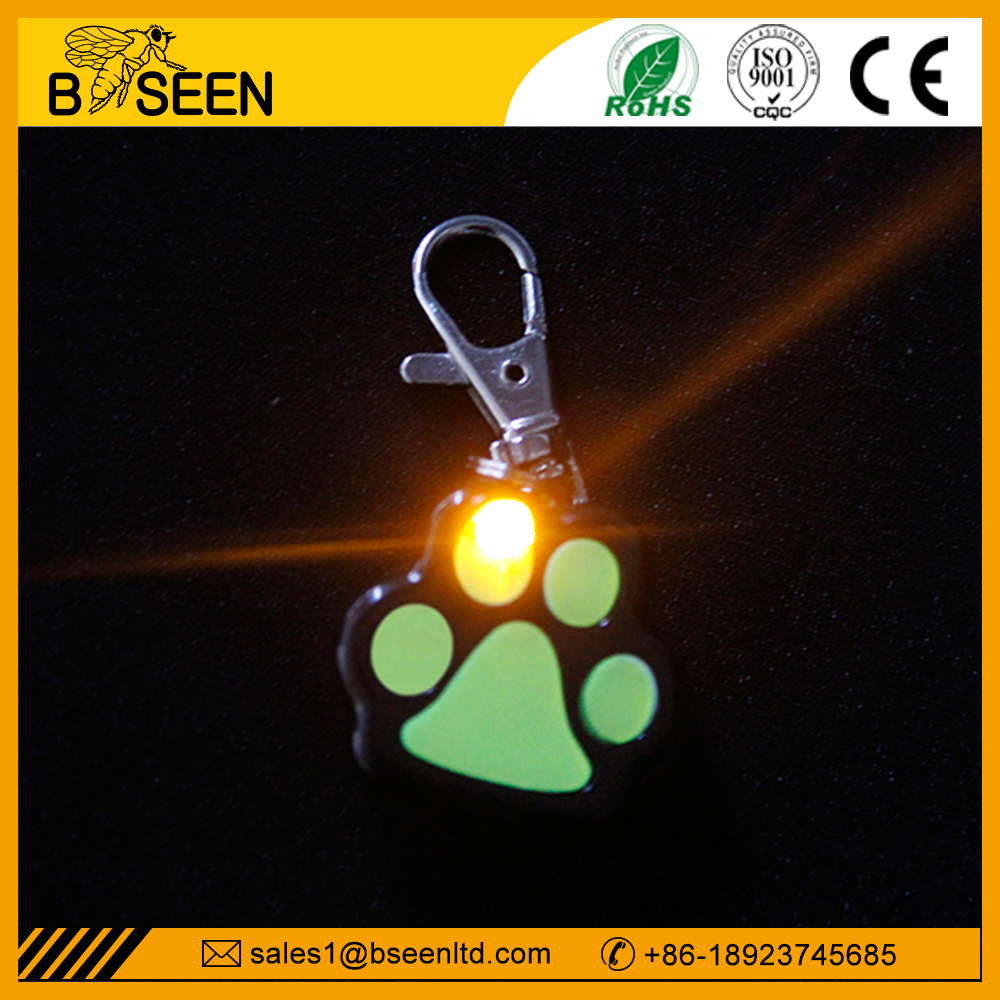 Promotional cheap custom silicone dog tag for people