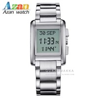 Hot Selling Cheap Price Muslim Azan Wrist Watch for Men