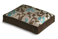 Luxury Rectangular Dog Bed
