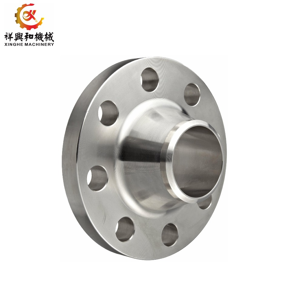 Customized Stainless Steel 304 Forged Flanges