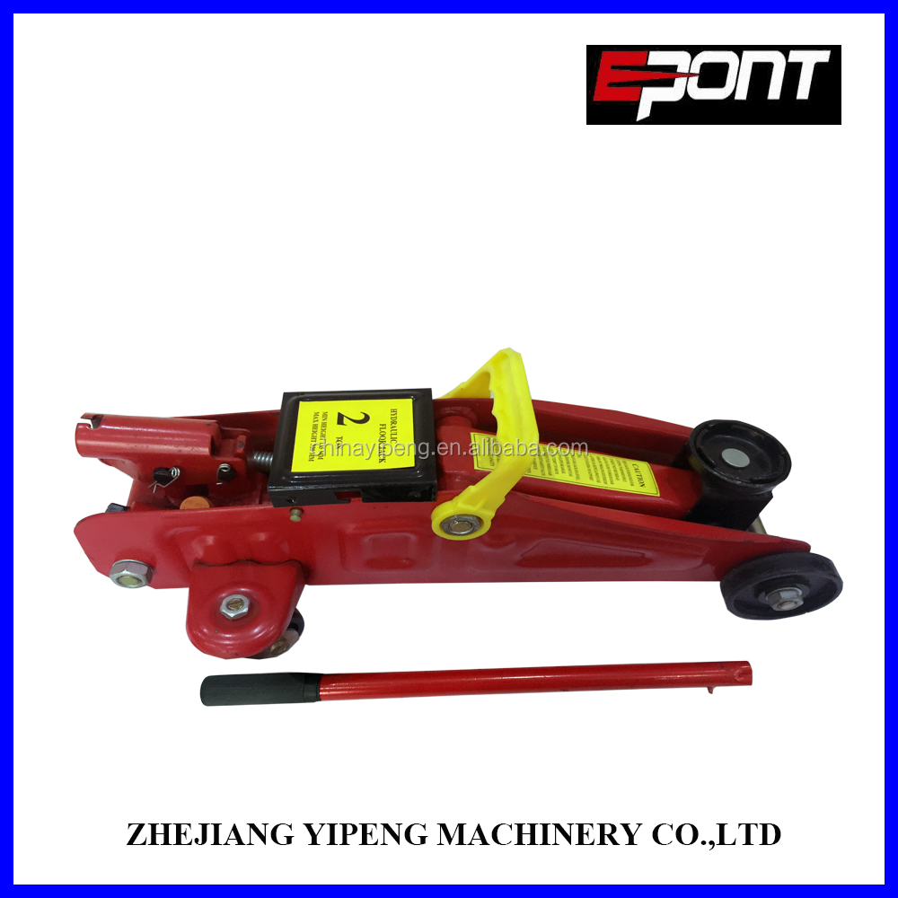 Vertical Vehicle Maintenance Tool Hydraulic Trolley side lift jack