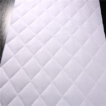 Quilted Fabric Waterproof for Mattresses Topper Bamboo Terry