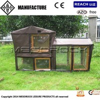Bad Weather Hutch Cover Grove Rabbit Cages Pen Enclosures Rain House Protection Cover