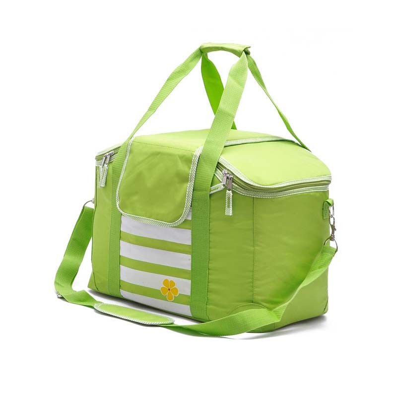 Bottle cooler bag for ourdoor picnic