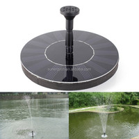 SUNERGY MINI Portable Solar Powered Fountain