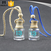 stock hanging car perfume bottle for car air freshener