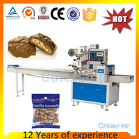 Automatic Packing Machine For Caramel Treats