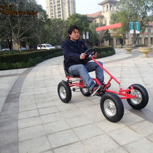 Nice sand beach pedal go kart,pedal bike car for children