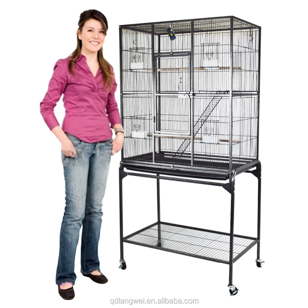 Chinese Cheap Large Roll Bird Cage for sale