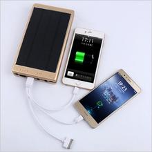 30000mah dual usb portable solar panel power bank for table pc and laptop