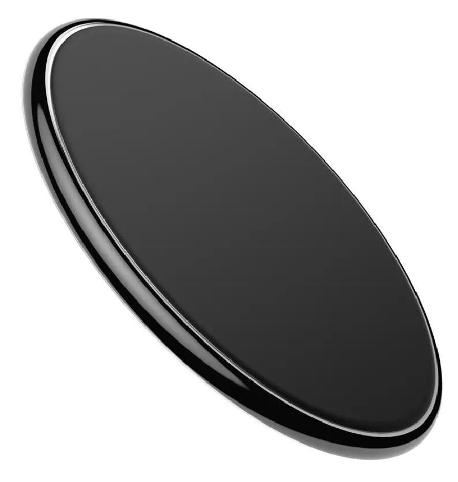 2018 Newest Portable 10W Qi Wireless Charger for iPhone8/iPhone X, wireless mobile phone charger