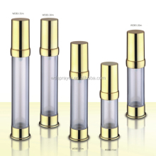 gold supplier china 50ml abs airless bottle