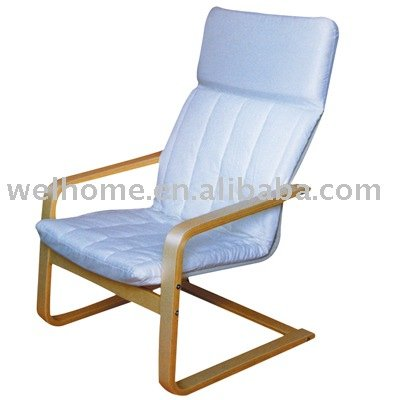 F2001 Bentwood relax chair