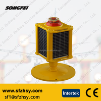 led solar energy unservicable area Light