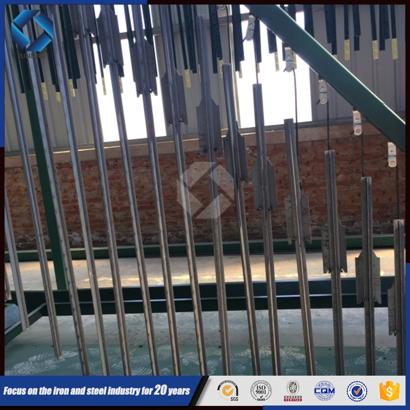 Removable Metal Fencing Posts Highway Guardrail Post For Highway