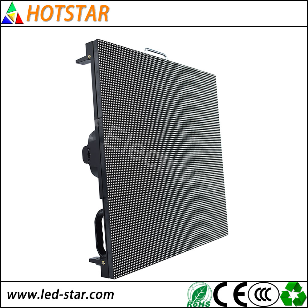 P6 HD Super Slim Indoor Led Stage Screen for TV Station