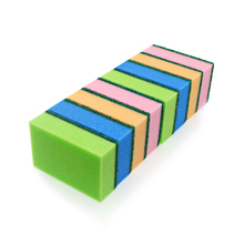 High quality dish washing scrub pad,eco-friendly scrub sponge,heavy duty cleaning sponge