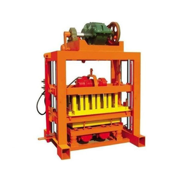 Factory Price Electric Small Hand Press Brick Block Making Machine for Sale