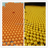 3.2~3.4g weight paintballs with top quality / bright colorful paintball are selling hot !