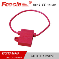 Hot sale auto fuse wire harness connector wiring harness