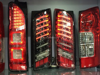Toyota hiace commuter van KDH 200 parts accessories LED tail lights