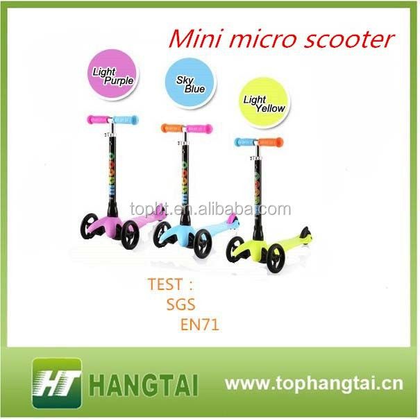 3 Wheels trix Kick Scooter,Mini Scooter(Original Factory New Design)