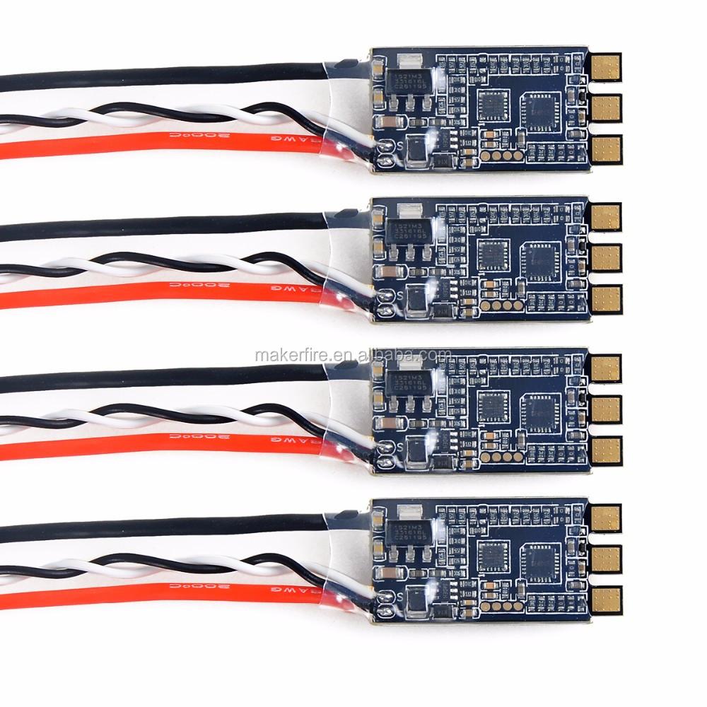 4pcs FVT LittleBee BLHeli_S SPRING ESC DSHOT 30A OPTO Electronic Speed Controller 2-6S Brushless2.jpg