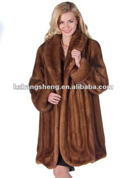 2013 LADIES MINK FUR COAT AND JACKET