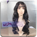 New Product Malaysian body wave Lace Front human hair wigs for Cheap
