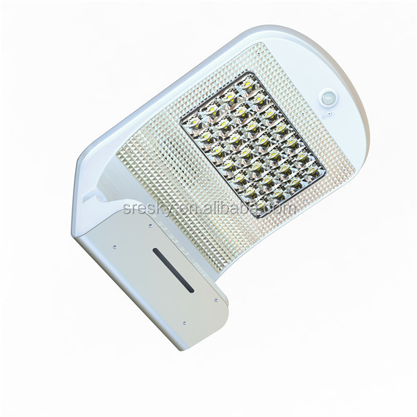 2015 New Small led decorative Wall mounted outdoor solar light for garden