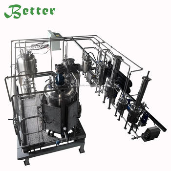 CBD Oil Ethanol Extraction Machine