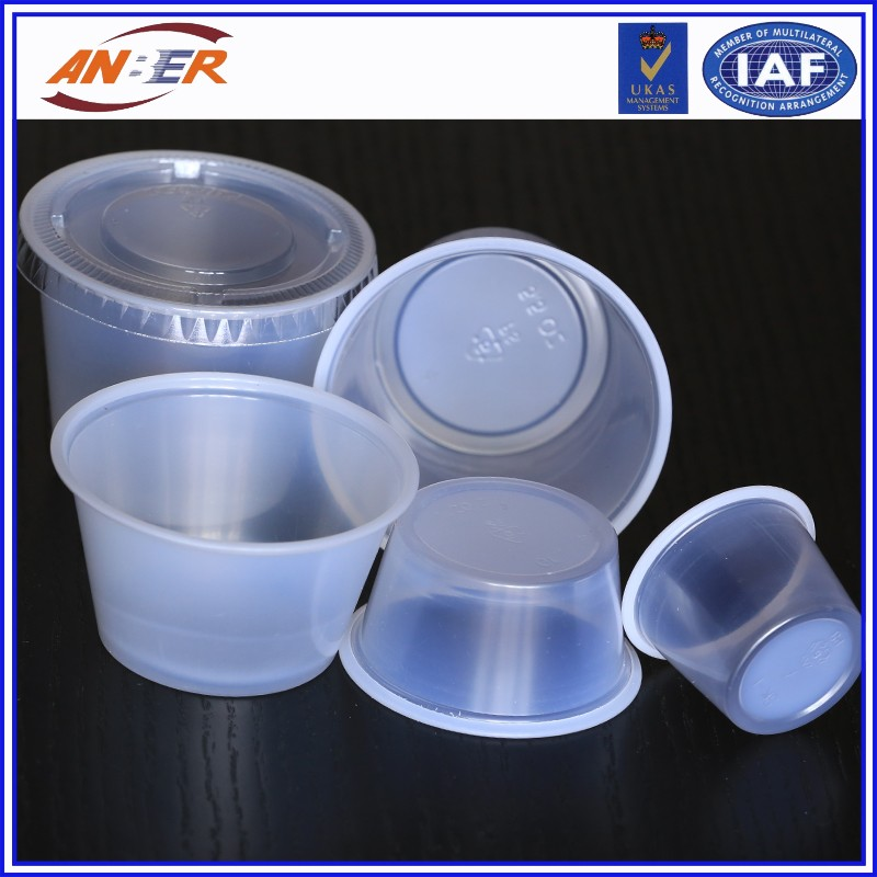 Full Factory Disposable Sundae Beverage Cup