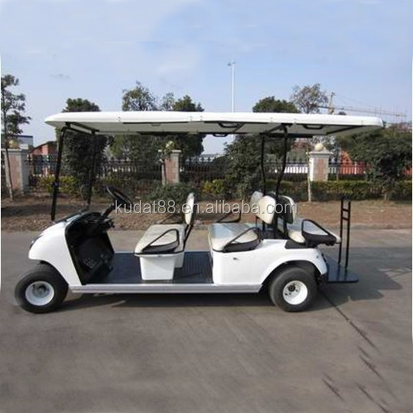 golf cart frame for sale(Electric 48V golf cart,6seater golf cart)
