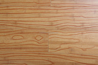 CE Manual embossing bamboo parquet