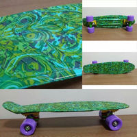 "22"" Plastic original board Skateboards"