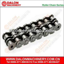 duplex roller chain and bushing chain