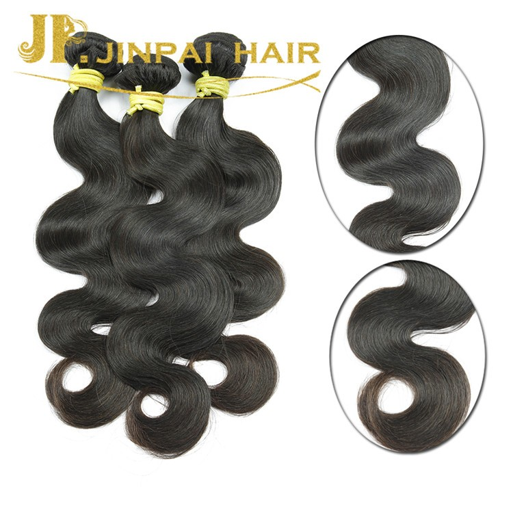 JP Unprocessed Peruvian Wholesale Dreamweaver Human Hair Body Wave