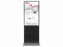 information kiosk, touch screen monitor, Capacitive touch screen