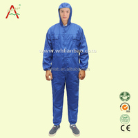 Waterproof Flame Resistant Safety Coverall